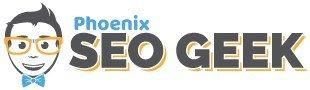 Phoenix SEO Geek Logo